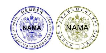 National Anger Management Association logo